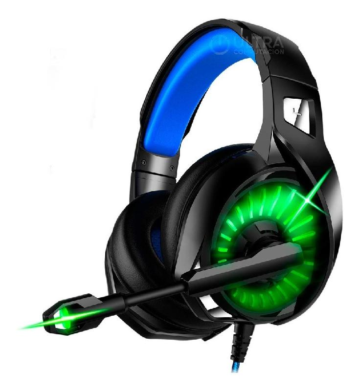 Auricular Pc Ps4 Gaming Play To Win